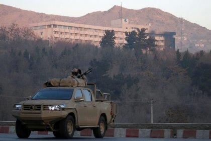 Nombreux morts dans l'attaque d'un hôtel de luxe à Kaboul