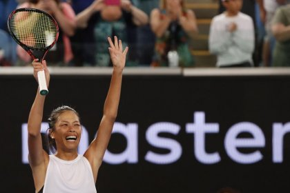 Tennis: Double delight for Taiwan's Hsieh at Australian Open