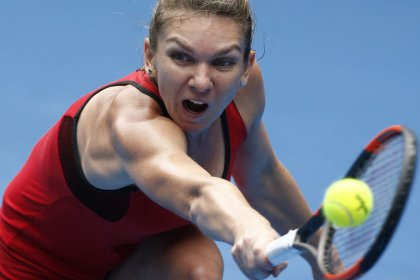 Halep tests her powers of recovery in Osaka clash