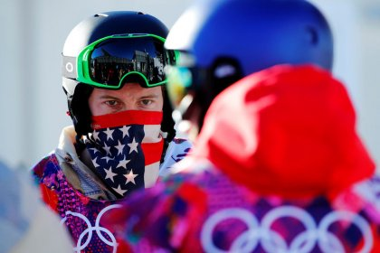 Snowboarding: White sees himself as favorite in Pyeongchang