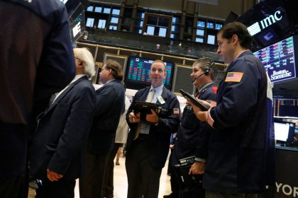 Dow under pressure as industrial stocks weigh