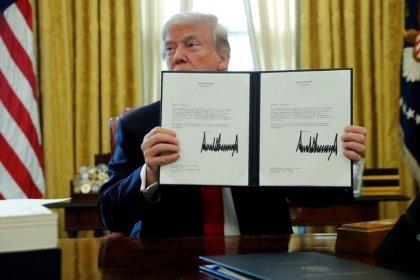 US-Steuerreform dürfte Weltwirtschaft einige Jahre beflügeln