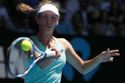 Tennis: Mertens stuns Svitolina to reach Melbourne semis