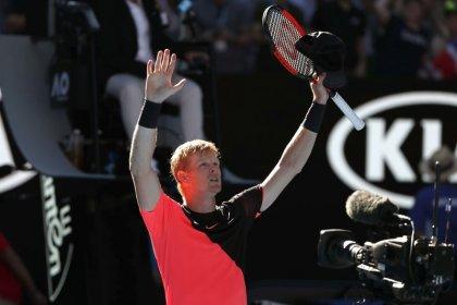 Tennis: Britain's Edmund subdues Dimitrov to reach semis