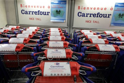 Carrefour kündigt Milliardeninvestitionen in Online-Handel an