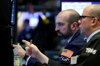 Netflix lifts S&P, Nasdaq; J&J, Procter hold Dow in check