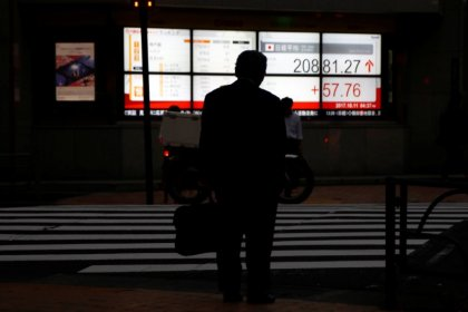 Asia shares take a breather, dollar sold anew