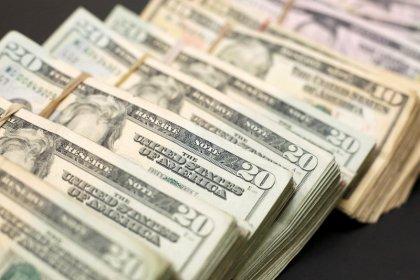 Индекс доллара снизился до трехлетнего минимума