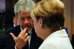 Incontro Merkel-Gentiloni slitta a 15 febbraio per formazione governo tedesco