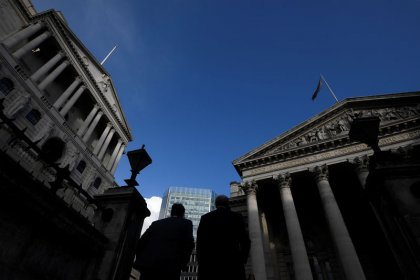 Bank of England raises prospect of higher rates as global economy booms