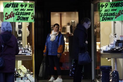 Irish consumer sentiment surges to 17-year high