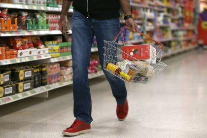 UK inflation sticks at nearly six-year high in January