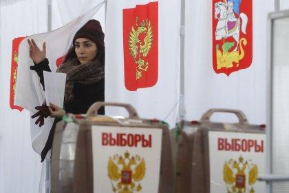 Путин идет к победе на выборах с предсказуемым результатом