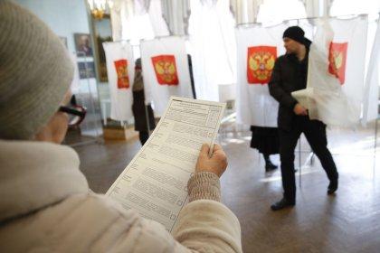 Некоторые избиратели в РФ говорят, что власти вынудили их идти на выборы