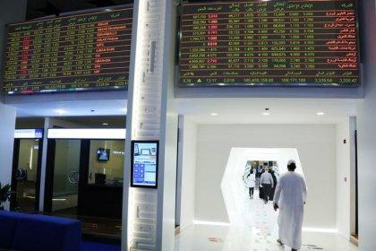 بورصات الخليج تتراجع رغم تعافي النفط وسهم حديد عز يرفع مصر