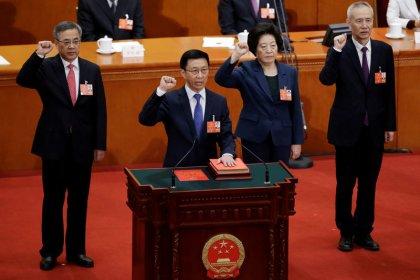 China beruft zwei USA-Kenner in Pekinger Führungsriege