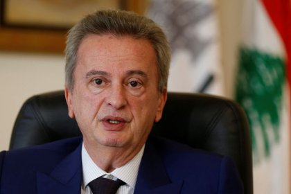 المحافظ: المركزي اللبناني يزيد الاحتياطي لتعزيز الثقة في الليرة