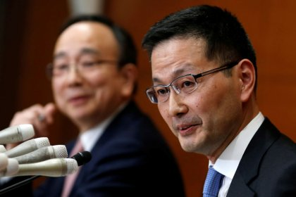 Bank of Japan deputy governors pledge to meet inflation target, show policy flexibility