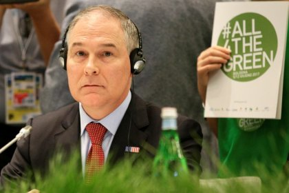 EPA chief's security detail on Italy trip cost $30,000: document