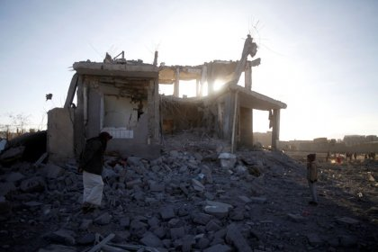 Senators criticize U.S. support for Saudi campaign in Yemen as crown prince visits