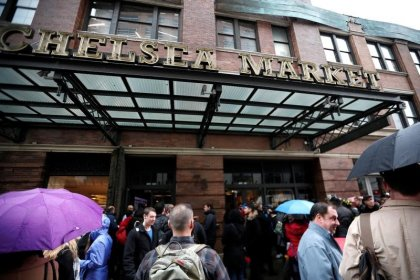 Google closes $2.4 billion Chelsea Market deal to expand New York campus