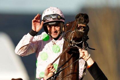 Horse racing - Injured Walsh to miss Grand National