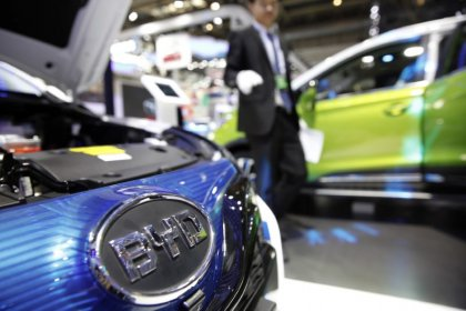 Chinese carmaker BYD close to completing battery recycling plant