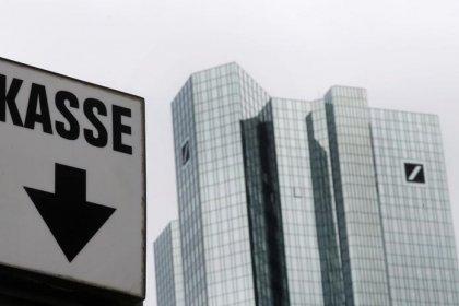 Anleger fürchten schwache Quartalsbilanz der Dt. Bank