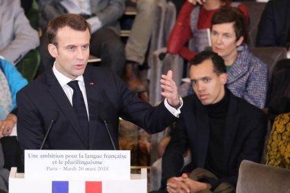 House Speaker Ryan invites French President Macron to address Congress