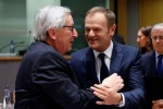 Tusk confirms Brexit transition offer