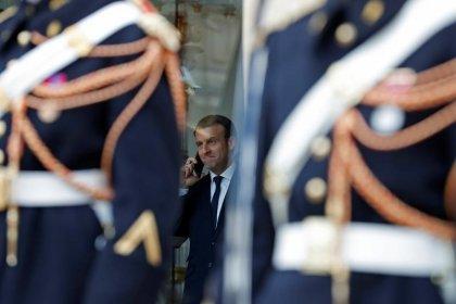 Entretien Trump-Macron sur le commerce, l'affaire Skripal