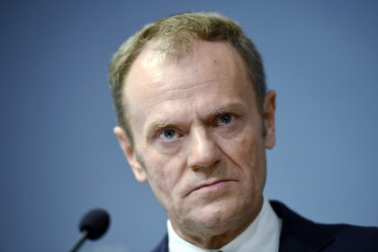 Tusk lays bare EU split on Russia with Putin 'reappointment' dig