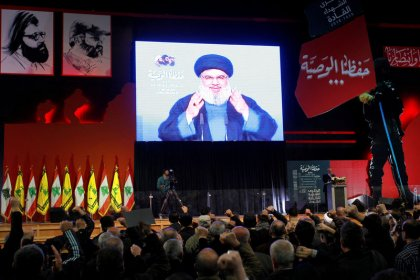 Hezbollah leader says Lebanon public finances threaten disaster