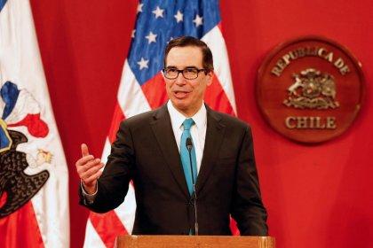 Treasury has prepared China investment restriction options: Mnuchin
