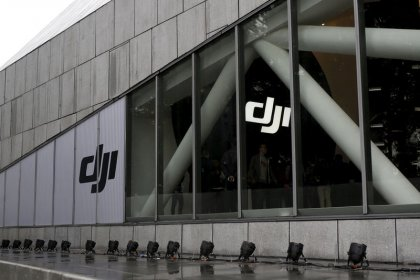 Chinese drone maker DJI seeking at least $500 million in pre-IPO funding: sources
