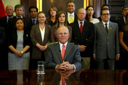 Peru prosecutors seek to bar president from leaving country: source