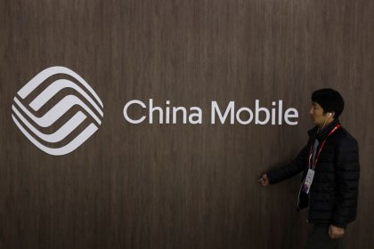 China Mobile 2017 net profit up 5 percent on boost from 4G subscriber growth