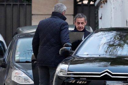 Sarkozy a dit aux juges être victime d'une manipulation