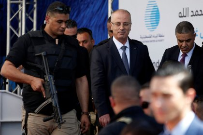 Prime suspect in attempted assassination of Palestinian PM arrested in Gaza: security official