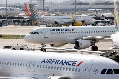 Air France prévoit d'assurer trois quarts de ses vols vendredi