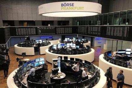 Les Bourses dans le rouge, la peur d'une guerre commerciale pèse