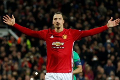 Soccer: Ibrahimovic set to leave Manchester United for LA Galaxy - reports