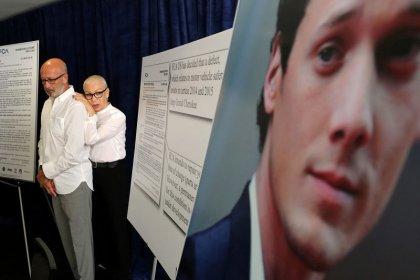 Family of 'Star Trek' actor settles with Fiat Chrysler over fatal accident