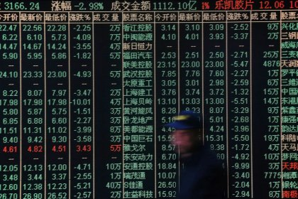Stocks tumble, bonds and yen gain as trade war fears drive rush to safety