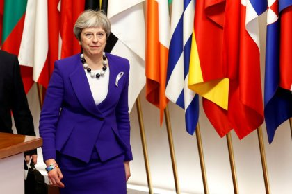 Britain, EU make significant progress in Brexit talks - May