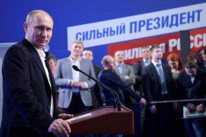 Путин обратится к нации по итогам выборов сегодня в 13:00 МСК