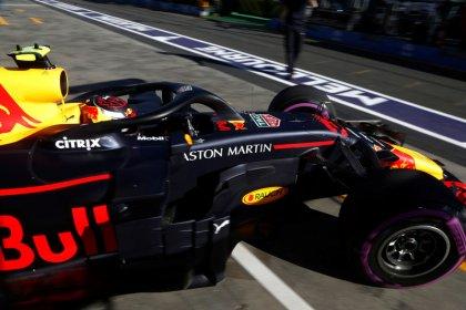 Hamilton fastest but Red Bull, Ferrari in hunt