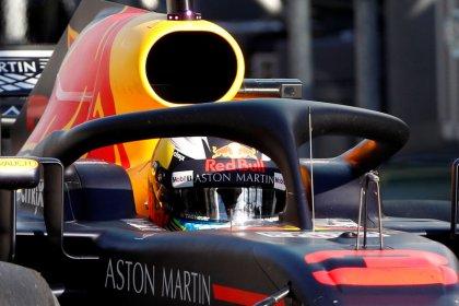 Motor racing: Ricciardo handed three-place penalty for home race