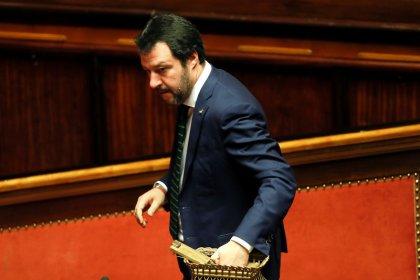 Fumata nera su Camere, rottura Lega-Forza Italia dopo voto a Bernini