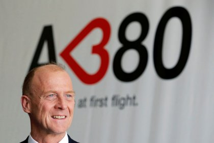 Airbus CEO warns Britain over Brexit uncertainty
